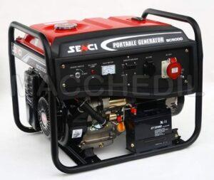 Gruppo elettrogeno SC5000-I 13Hp 4.2KW