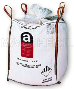 BIG BAG per amianto in polietilene