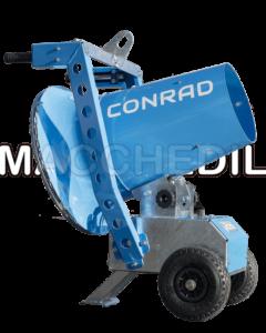 Cannone nebulizzatore per abbattere le polveri CONRAD Phoenix