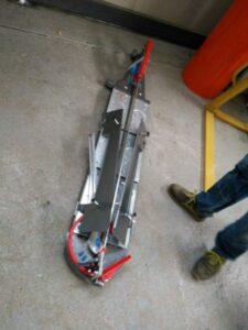 Tagliapiastrelle fino a 155 cm - Montolit Masterpiuma 3- mod. 155P3