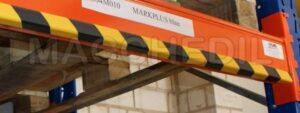 Paracolpi Flessibile di sicurezza- lung. 1 metro mod. B-BB