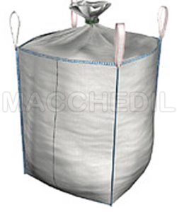 Sacchi per rifiuti edili con valvola di scarico - Pacco da 20 pezzi