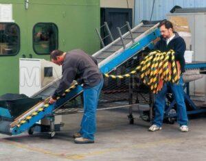 Paracolpi Flessibile di sicurezza- lung. 1 metro mod. H-H+