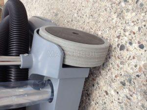Aspiratore per amianto con filtro HEPA modello AS-400