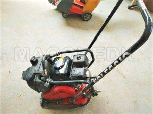 Costipatore usato per suolo e asfalto-n87