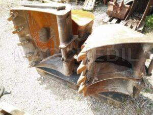 Escavatore Yanmar usato Vio35-3
