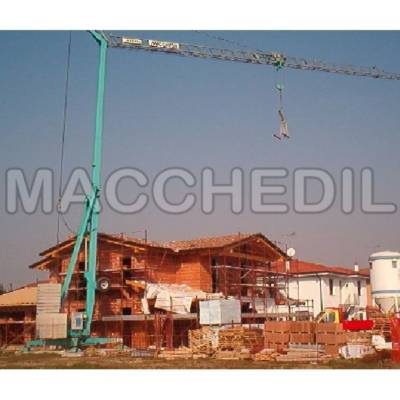 Gru a torre usata per edilizia Cattaneo - CM76 Usata - Matr. 01/200294/MN