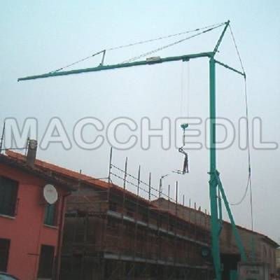 Gru edile usata per cantiere - CM62R