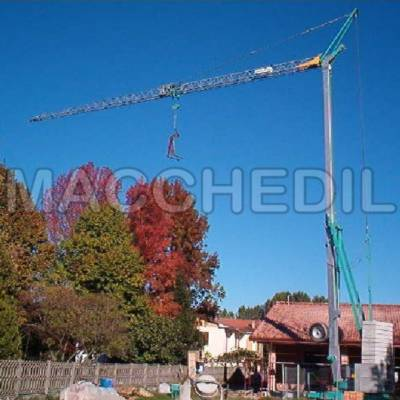 Gru a torre per edilizia Cattaneo - CM78 Usata - Matr. RE/200203/05