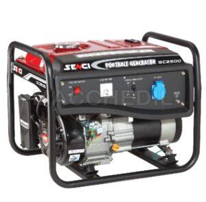 Generatore di Corrente a Benzina SC2500-I 6.5Hp 2.0KW