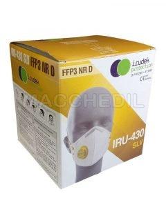 Mascherina per amianto con filtro FFP3