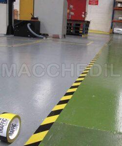 Nastro adesivo ad alta resistenza per pavimenti 33x50