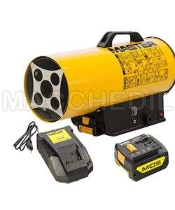 Riscaldatore a gas e batterie BLP 17 M DC