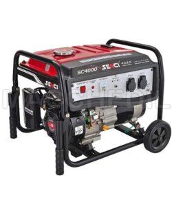 Generatore di Corrente a Benzina SC4000-I 7.5Hp 3.3KW