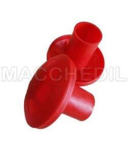 Fungo di protezione per tondini (Confezione da 100 tappi)