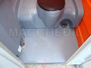 Bagno WC chimico usato/seminuovo- Speedy Pee